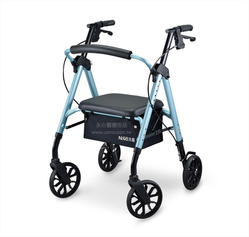光星  STAR  收合式助步車