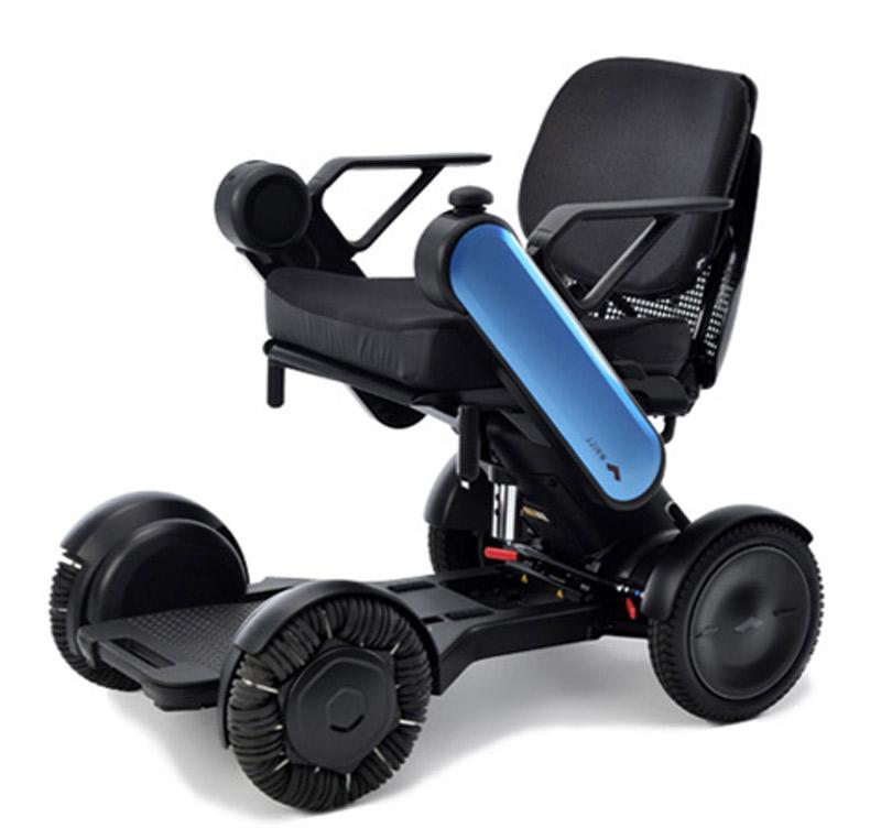 Model C 個人電動代步車 藍